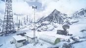 Alborz Mountains Communication Station