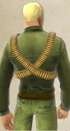 Double Cross Ammo Belt