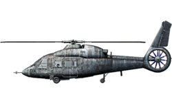 Ka-60 Kasatka Battlelog Icon