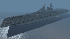 BF2SF USS Essex
