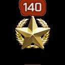 Rank 140