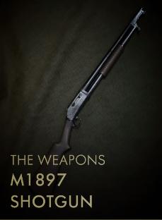 M1897 Shotgun Codex
