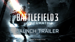 BF3 AM Launch Trailer Screenshot
