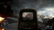 Battlefield 4 Holographic Sight Screenshot 1