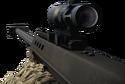 BFBC2 M95S ACOG Sight