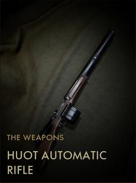 Huot Automatic Rifle Codex Entry