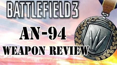 Battlefield 3 AN-94 is Amazing? Weapon Review