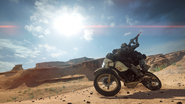 Battlefield 4 Dirt Bike Cinematic Screenshot