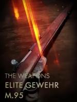 Elite Gewehr M.95 Codex Entry