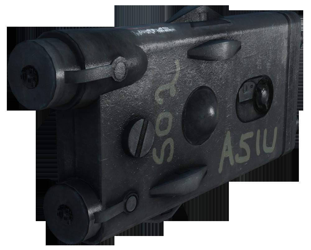 HQ ISSUE Mini Pistol Laser Sight - 423695, Laser Sights at ...