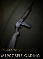 M1907 SL Codex Entry