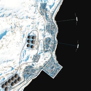 PortValdez map