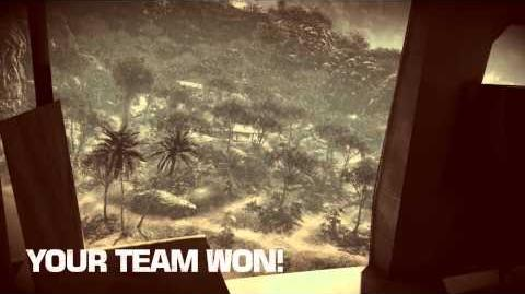 Hill 137 US Victory Scene