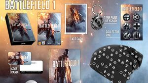 BF1 Suppy Pack Edition