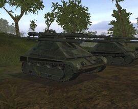 BFV M50 Ontos