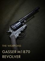 Gasser M1870 Revolver Codex Entry
