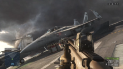 Hornet BF4