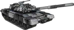 RussianTankT90