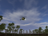 BFV OH-6 Loach Firing