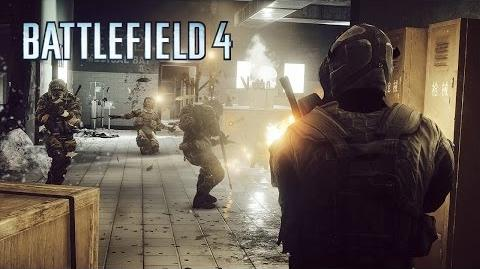 Battlefield 4 Official Competitive Gaming Video