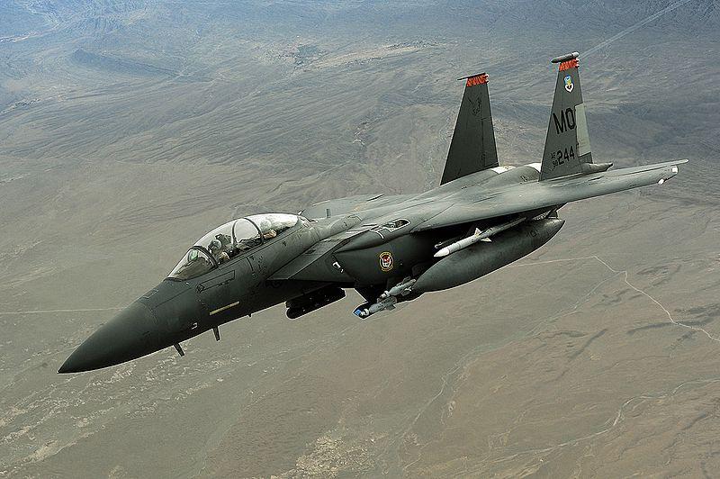 F 15 Strike Eagle F-15E