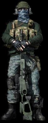 Russian Recon BF3