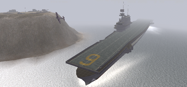File:BF1942 USS ENTERPRISE OFF IWO JIMA.png