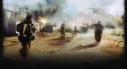 Battlefield Play4Free August 2012 Background
