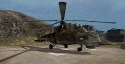 Mil Mi-24 Hind BF 2
