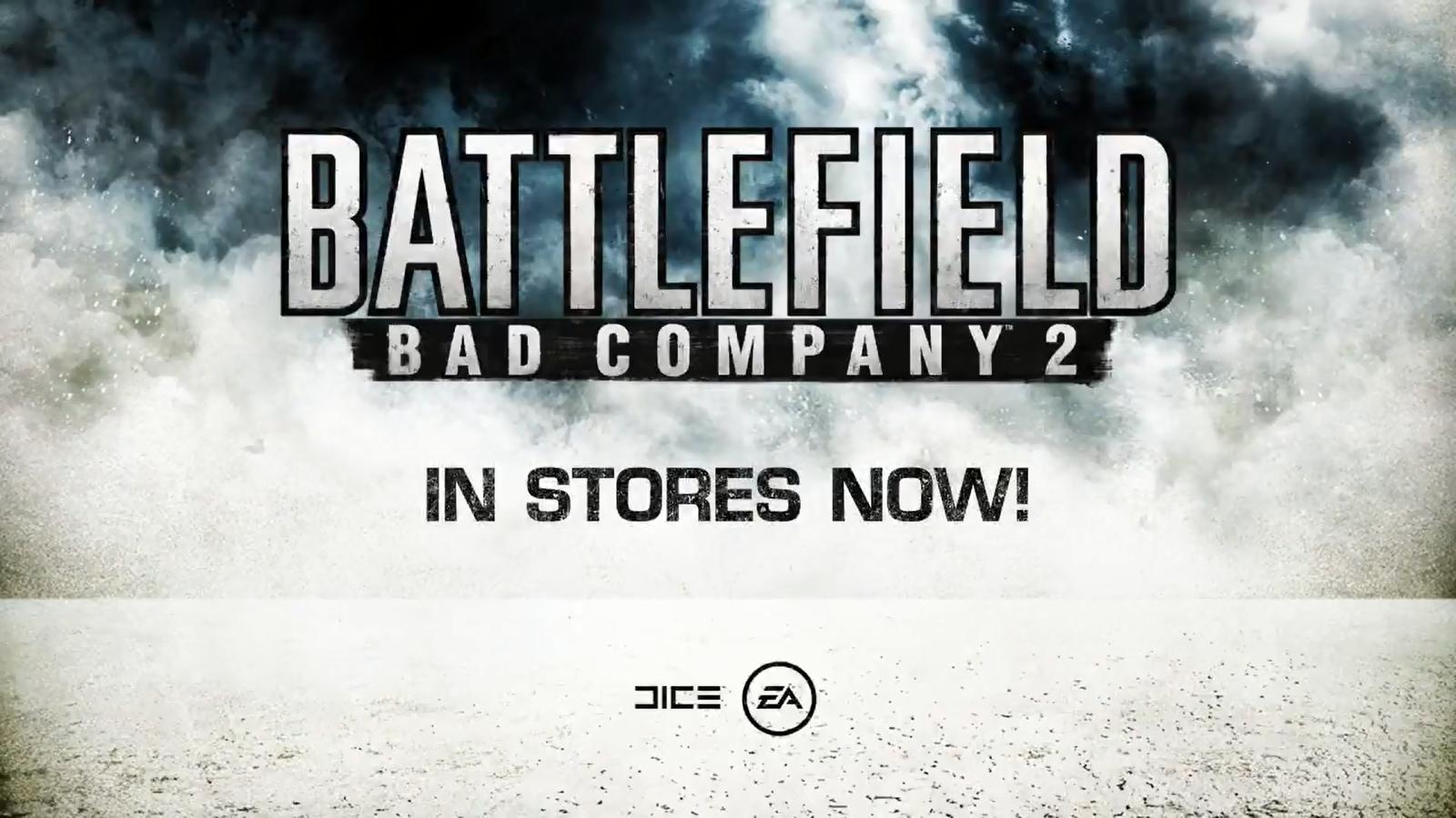 Battlefield 2 bad company video