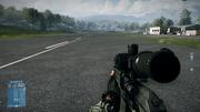 BF3 Saiga Rifle Scope