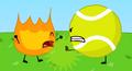 Tb kicks firey