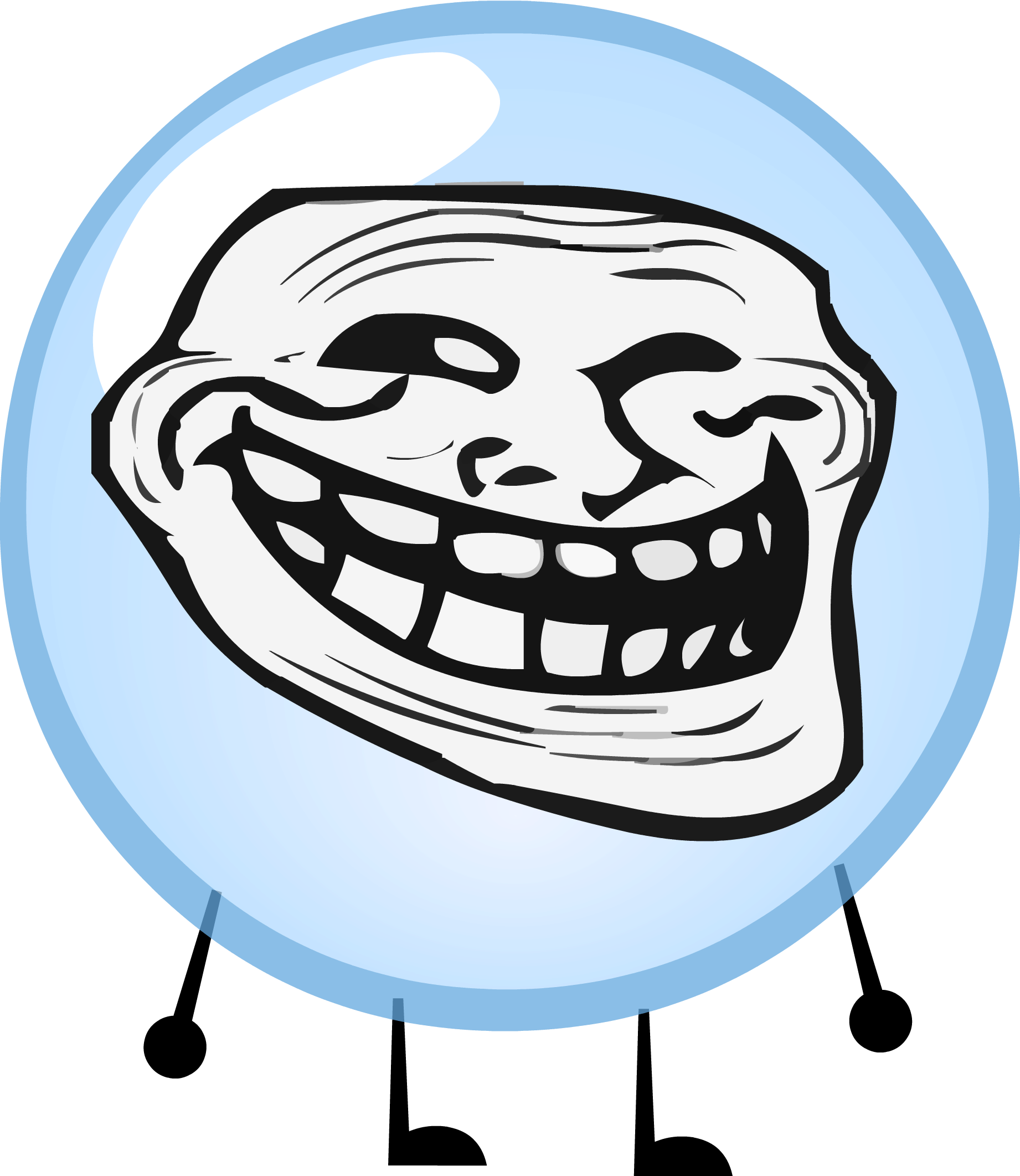 File:Bubble Troll Face.png