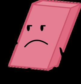 Eraser Battle For Dream Island Wiki Fandom Powered By Wikia