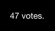 47 votes