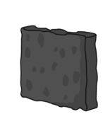Metal spongy body2