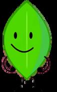 Leafy Pose