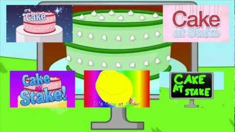 BFDI Trivia 21 Cake at Stakes in order