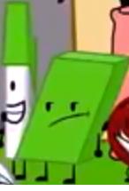 Green Pen and Green Eraser
