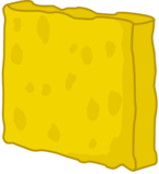 Spongy Body Side