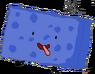 Full Blue Spongy