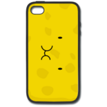 Spongy-iphone-4-4s-case design
