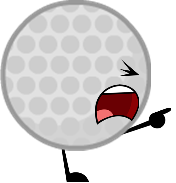 Fandom Powered By Wikia: Image - Golf Ball Pose BFUM.png
