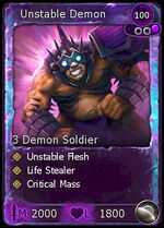 Unstable Demon-0