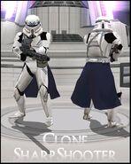 CloneSharpShooter