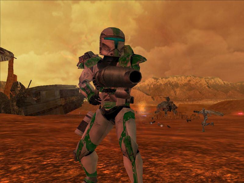 Image Swbf2clones06 Jpg Star Wars Battlefront Fandom