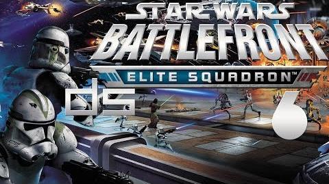 Star Wars Battlefront Elite Squadron 6 - Geonosis DS Walkthrough