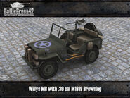 Willys MB render 1