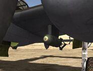 P38f closeup