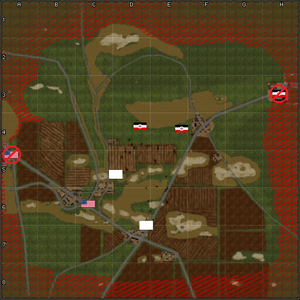 4411-The Roer Plains map